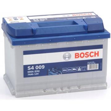 Акумулатор BOSCH 74 Ah S4