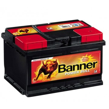 Акумулатор Banner 50Ah Pro Power Bull