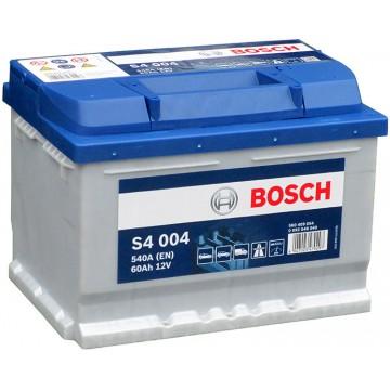 Aкумулатор BOSCH 60 Ah P S4
