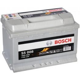 Aкумулатор BOSCH 77 Ah P S5