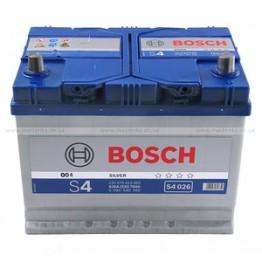 Акумулатор Bosch S4 Asia 70Ah P,L