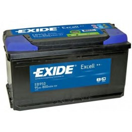 Акумулатор EXIDE ExCELL 95Ah