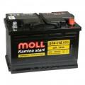 Akumulator MOLL 74 Ah