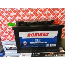 Акумулатор Rombat 75Ah