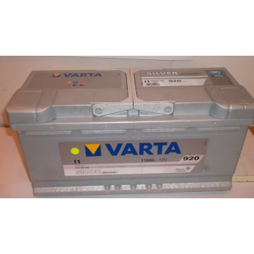Aкумулатор Varta Silver Dinamic 110Ah