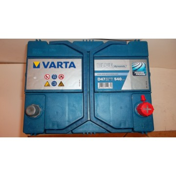 Акумулатор Varta Blue  Dinamic 60 Ah