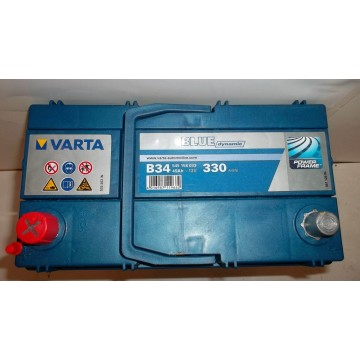 Aкумулатор Varta Blue Dinamic 60Ah ,Аsia P