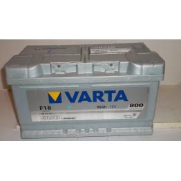 Акумулатор Varta Silver Dinamic 85Ah