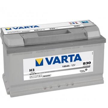 Акумулатор Varta 100 Ah SILVER dynamic