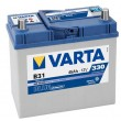Aкумулатор Varta Blue Dinamic 45 Ah, ляв+