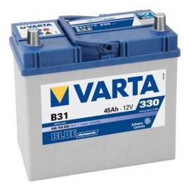 Акумулатор Varta 45 Ah BLUE dynamic Asia