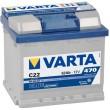 Акумулатор Varta 52 Ah BLUE dynamic