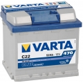 Varta 52Ah BLUE dynamic