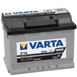 Акумулатор Varta 56Ah BLACK dynamic