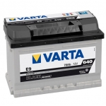 Varta 70Ah BLACK dynamic