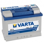 Varta 74Ah BLUE Dynamic