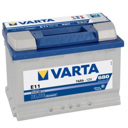Акумулатор Varta 74 Ah BLUE Dynamic
