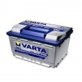 Varta 80Ah BLUE dynamic